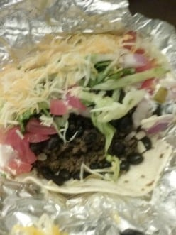 Restaurant Review for Salsarita's Fresh Mexican Grill in Greensboro , North Carolina