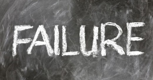 Failure. What does it mean to you?
