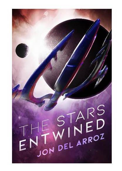 "The Cover of ""The Stars Entwined"""