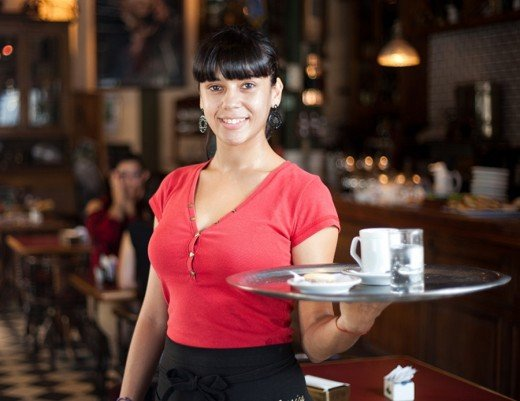 How to be the best waitress ever and make better tips toughnickel to be the best waiter or waitress it helps if you are calm and friendly m4hsunfo