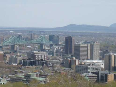 Jacques Cartier Bridge/ Pont Jacques-Cartier, Montreal