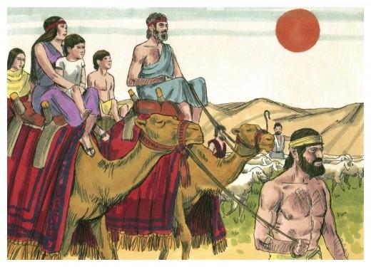 Illustrations by Jim Padgett (courtesy of Sweet Publishing, Ft. Worth, TX, and Gospel Light, Ventura, CA.)