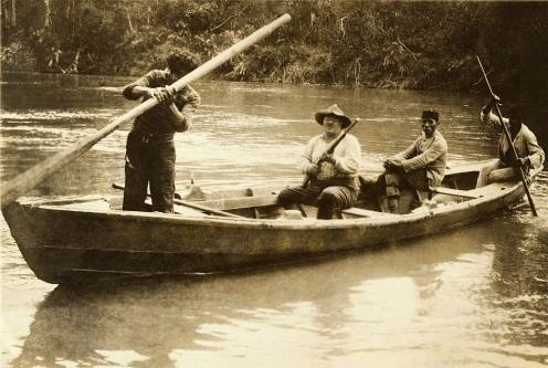Teddy Roosevelt in Brazil