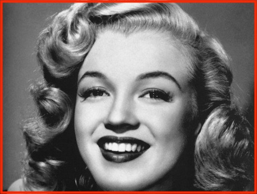 Marilyn Monroe was not as air-headed as some people think.  Below are some of her more famous quotes.