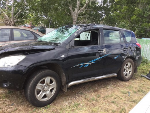 What was our Toyota Rav4