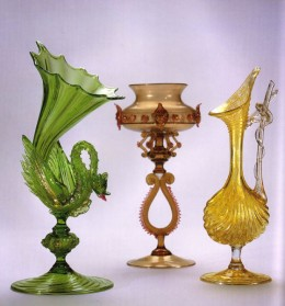 There is no limit to the design of the perfect glass vase