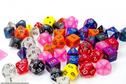 5 Reasons Role Playing Gamers Love Their Dice