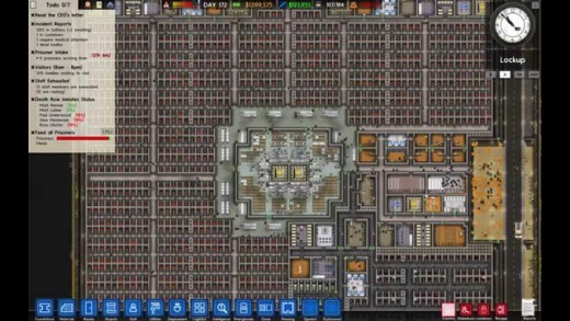 That's one big prison.