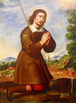 St. Isidore - The Farmer of Miracles