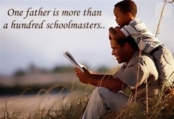 Five Bible Fathers and Fatherly Deeds to Imitate