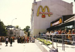 From Russia with Burgers -International Marketing in Russia; Combat Sports and Fast Food