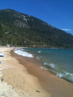 Visiting Lake Tahoe, Nevada/California