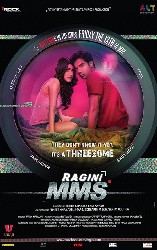 Ragini MMS (2011) Bollywood Horror Movie