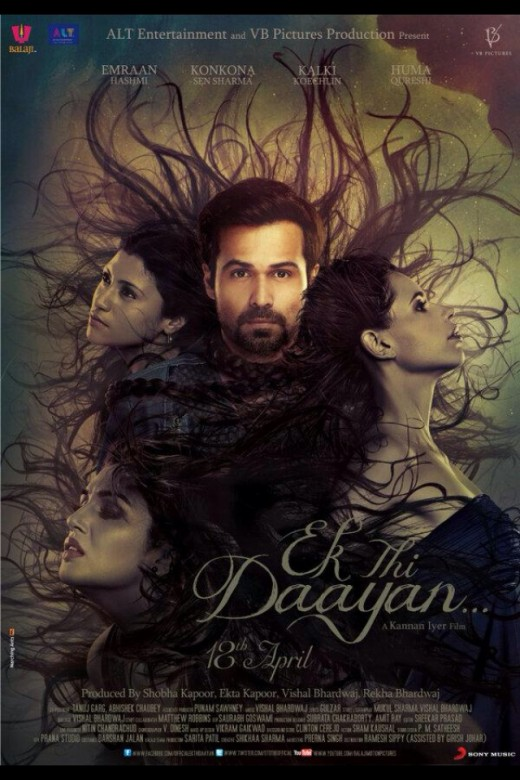Ek Thi Daayan (2013) Bollywood Horror Movie