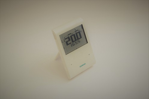 A programmable thermostat can save you a lot of money and gives you more control over your home.
