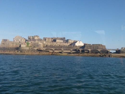 The Castle Cornet