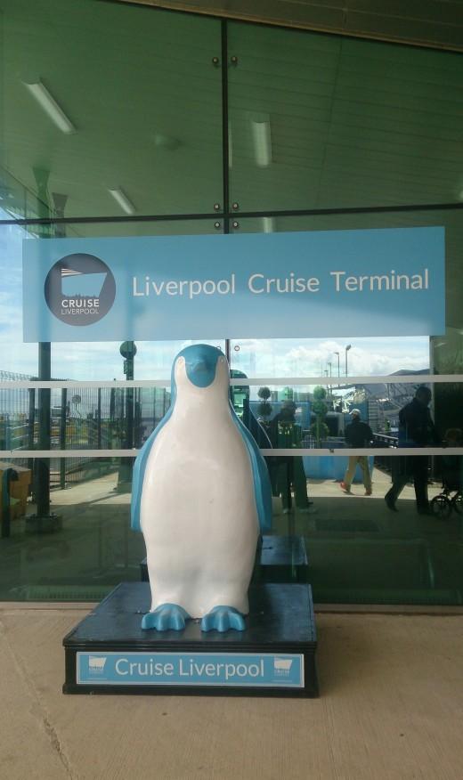 Liverpool Cruise Terminal - George's Pier Head