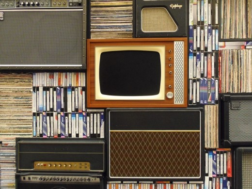 Audio-visual technology is constantly changing.