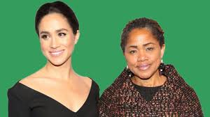 Meghan and her mom