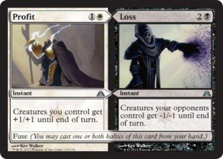 Profit // Loss