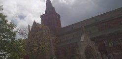 Visiting St. Magnus Cathedral in Kirkwall, Orkney