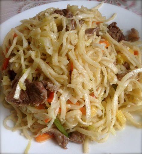 noodle stew