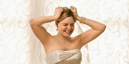Don't be frustrated on your wedding day! Get a day-of planner or consultant! They'll save the day!