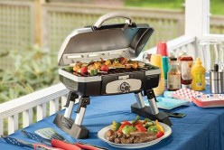 Tabletop Grills - Cookout in a Small Space