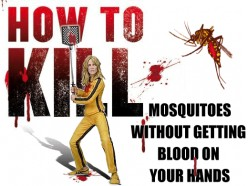 Attract & Kill Mosquitoes, Midges & More!