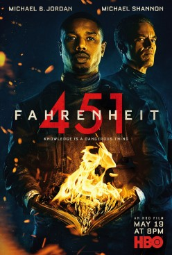 Fahrenheit 451 HBO TV Movie Review