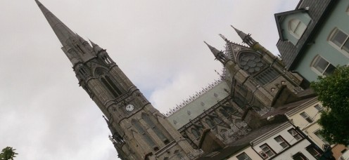 St. Colmans Cathedral in Cobh, Ireland