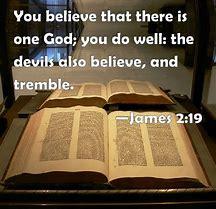 """Foolish Church Goers """"Believe"""" But They Don't Have A Clue"""