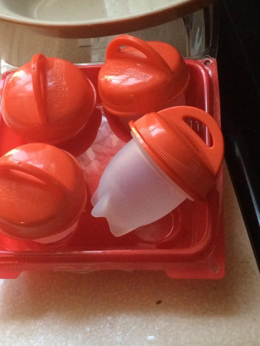 make hard boiled eggs the easy way