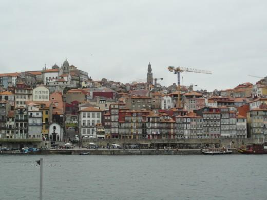 View of Porto.