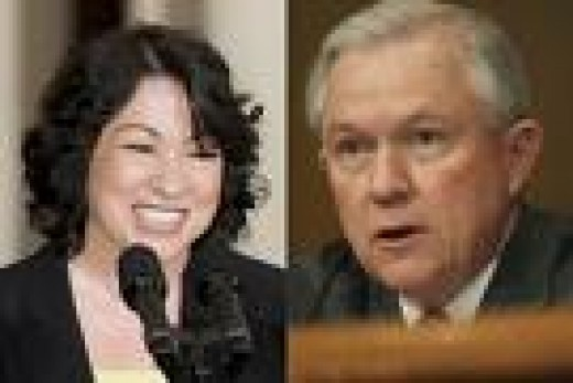 Sessions Now Sees Himself Fit To Attack This Wise Latina For Apparently Believing That A Latina Could Be Smarter Than A White Male