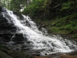 F.L. Ricketts Falls (38 feet)