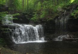 R.B. Ricketts Falls (36 feet)