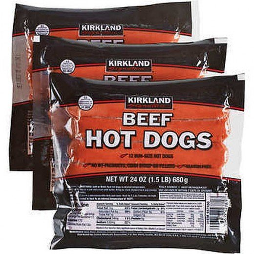 hot dogs = two words