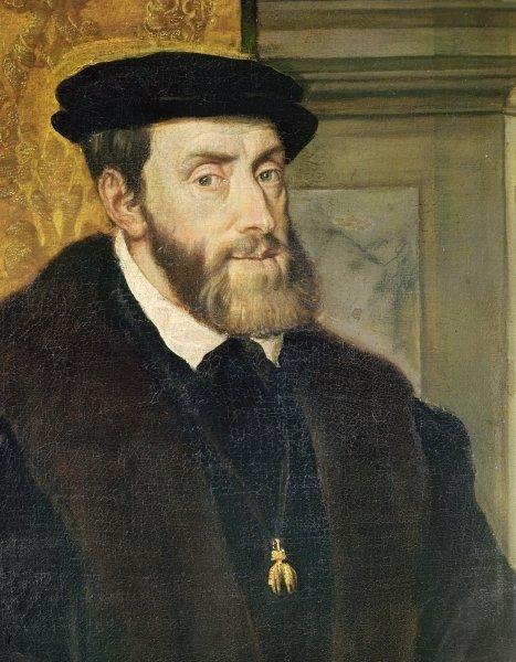 Charles V - The Epitome of Renaissance Ruler