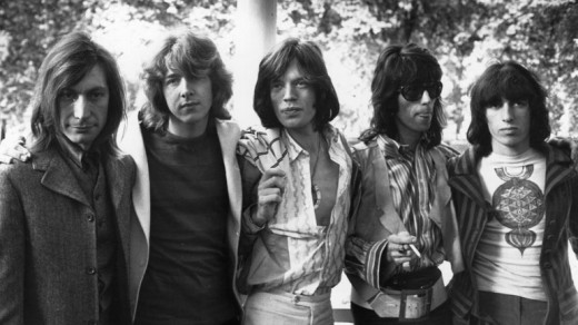 Mick Taylor joined the lads in 1969 and performed well at the Hyde Park concert in July... It wasn't to last though, and...
