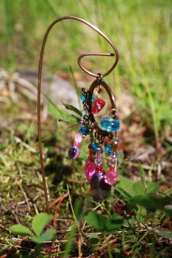 How to Make a Fairy Garden Shepherd's Hook