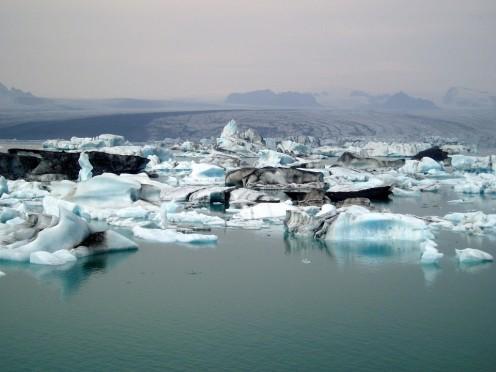 Free photo: Iceland, Iceberg, Glacier