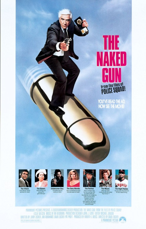 Should I Watch..? 'The Naked Gun: From the Files of Police Squad!'