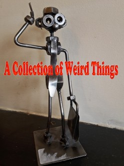 Weird Things for Weirdos