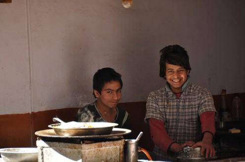 Indian Street Food Vendors