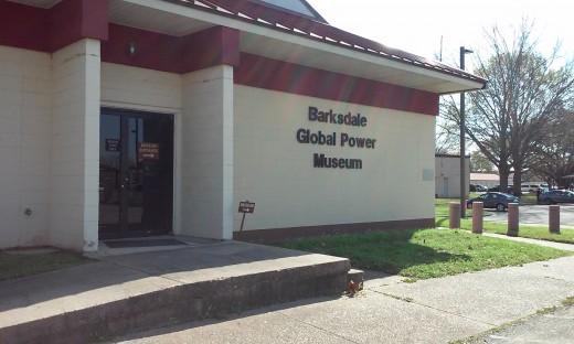 Barksdale Global Power Museum, Shreveport, LA