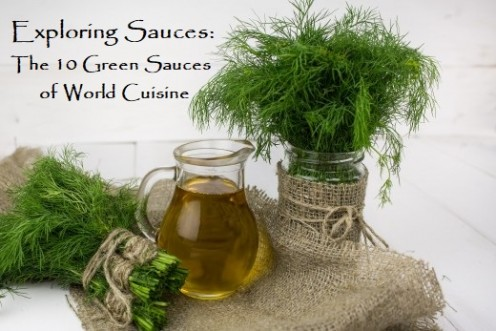 Exploring Sauces: The 10 Green Sauces of World Cuisine