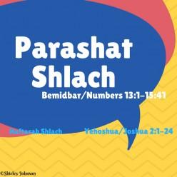 Parashat Shlach