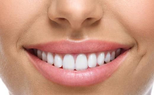 Use yogurt to get white teeth.