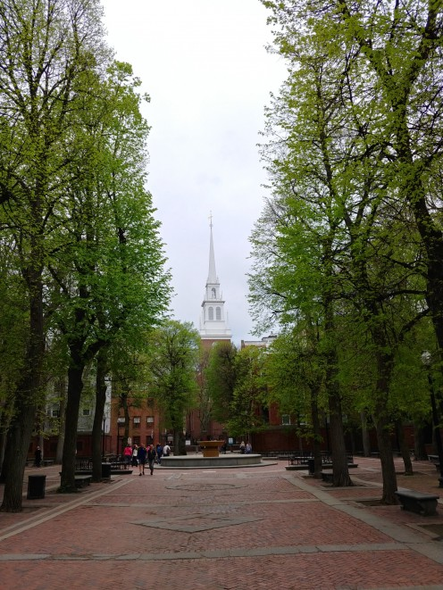 My Personal, One-Day, Whirlwind History Tour of Boston